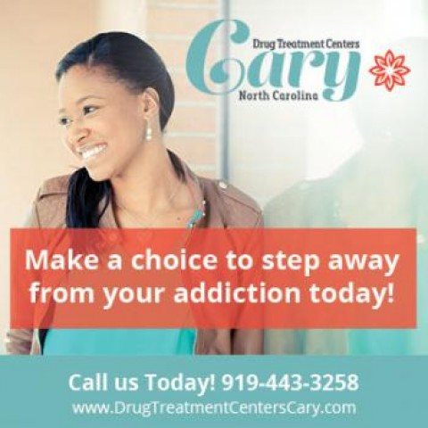 Drug Treatment Centers Cary