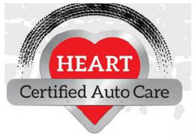 Heart Certified Auto Care - 99 Pothole Package