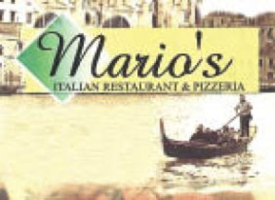 MARIO39 S PIZZA 38 ITALIAN RESTAURANT - ANY 2 CHICKEN DINNERS ONLY 26 99 TAX AT MARIO39 S ITALIAN RESTAURANT