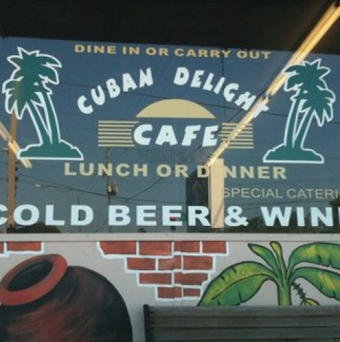 Cuban Delight Cafe