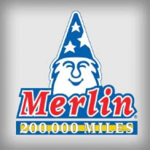 Merlin 200 000 Mile Shops-Aurora - Basic 19 3 000 Mile Drive 24 Synthetic 45 - Merlin Oil Change P