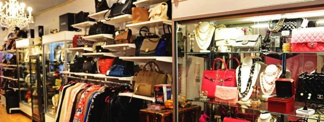 a second chance designer resale boutique upper east side