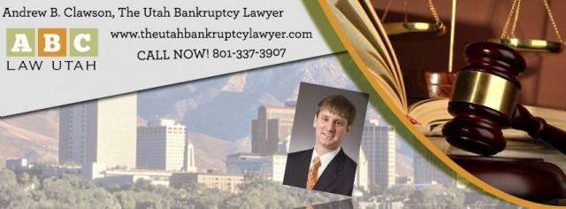 Andrew B Clawson The Utah Bankruptcy Lawyer