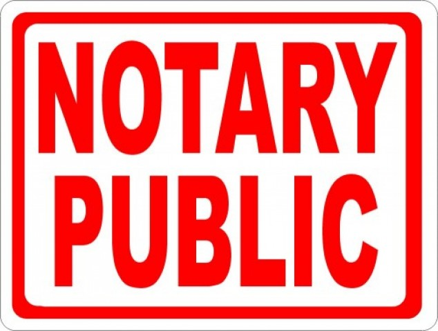 24 Hour Notary of Towson