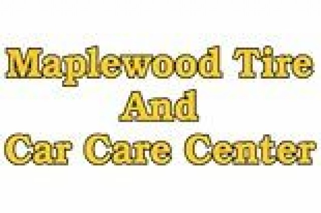 Maplewood Tire and Car Care
