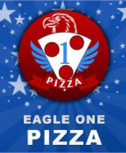 Eagle One Pizza - DELIVERY SPECIAL 9 99 Tax - Any Large Single Topping Pizza Choice Of Toppings