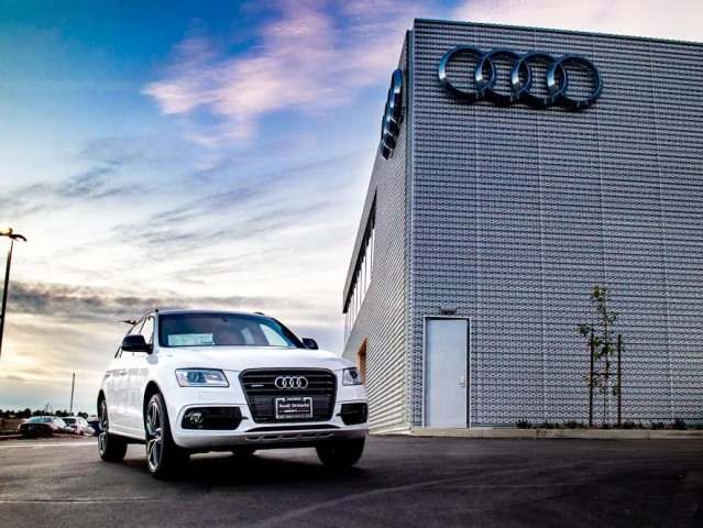 Audi Ontario E Inland Empire Blvd Ontario CA Car Repair - Audi car wash