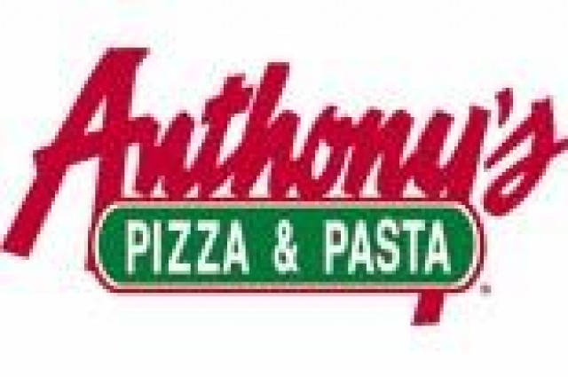 Anthonys Pizza and Pasta