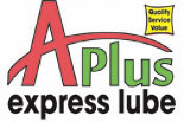 A Plus Express Lube