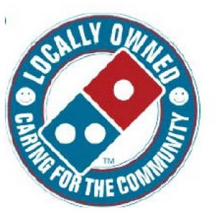 COMMONWEALTH PIZZA DOMINOS - Carry Out Special 3-Topping Pizza Any Crust - 7 99 Each