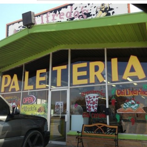 Alfredos by Paleteria Mexican Ice