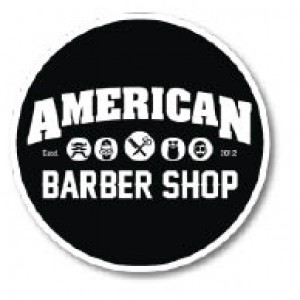 AMERICAN BARBER SHOP - 3 Off Haircut or Hot Shave at American Barber Shop