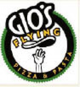 GIO39 S FLYING PIZZA 38 PASTA - HALF Price Dinner With Purchase of Full Price Dinner Entree
