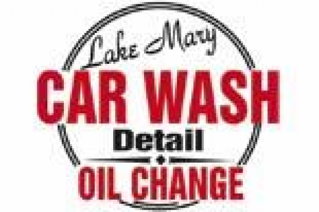 Lake Mary Car Wash Detail and Oil Chn