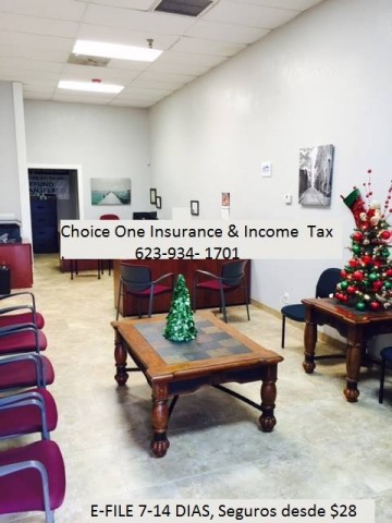 Choice One Income Tax Insurance Services