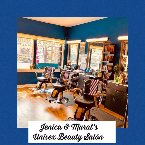 Jenica Murats Unisex Beauty Salon