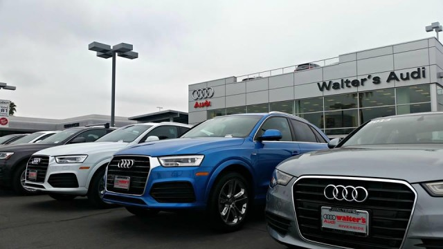 Walter's Audi - 3210 Adams Street Riverside, CA - Car Dealers, Auto