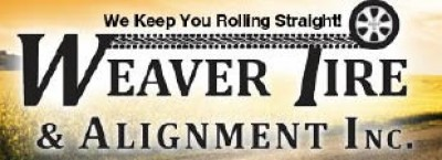 Weaver Tire 38 Alignment - 2 OFF PA STATE INSPECTION Includes Sticker Weaver Tire 38 Alignment Inc