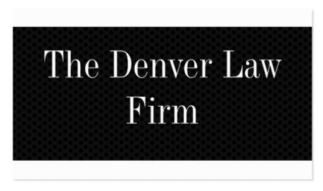 The Denver Law Firm