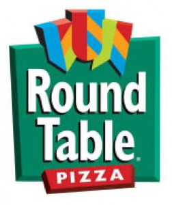 ROUND TABLE PIZZA - 3 Off Any X-Large Round Table Pizza