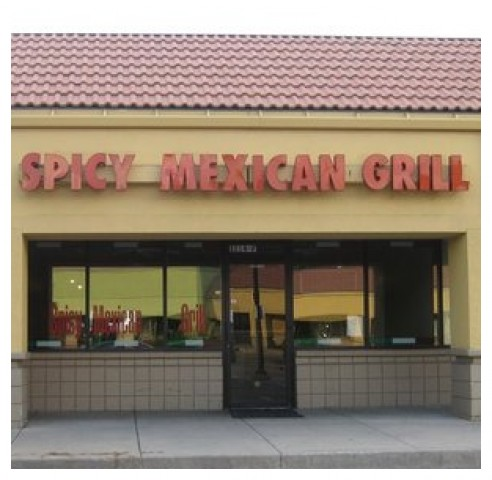 Spicy Mexican Grill