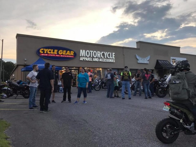 Cycle Gear 1446 West Interstate 65 Service Road Mobile
