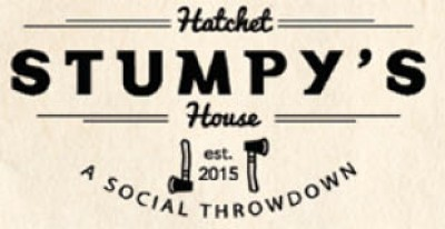 Stumpy39 s Hatchet House - Axe Throwing - 10 Off Party Packages