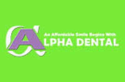 Alpha Dental - Dentist Coupon - 1200 for Full Upper and Lower Dentures