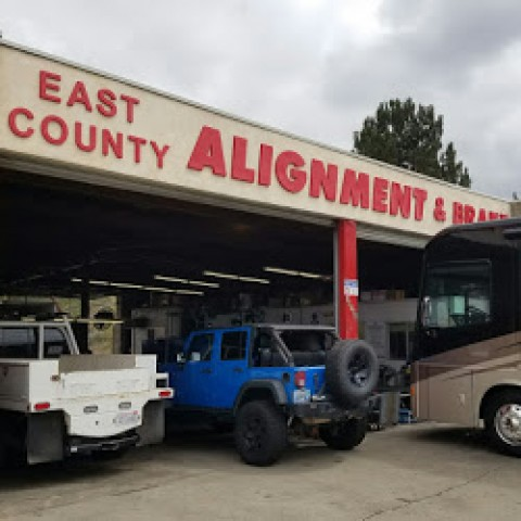 East County Alignment Brake