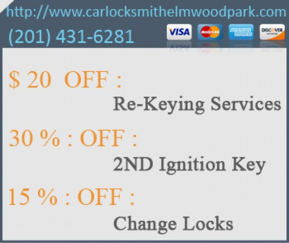 Car Locksmith Elmwood Park