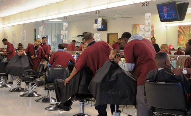 Texas Barber Colleges & Hairstyling Schools - 610 W Cavalcade St ...