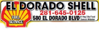 El Dorado Shell Full Service Automotive Repair - 5 Off State Inspection at El Dorado Shell