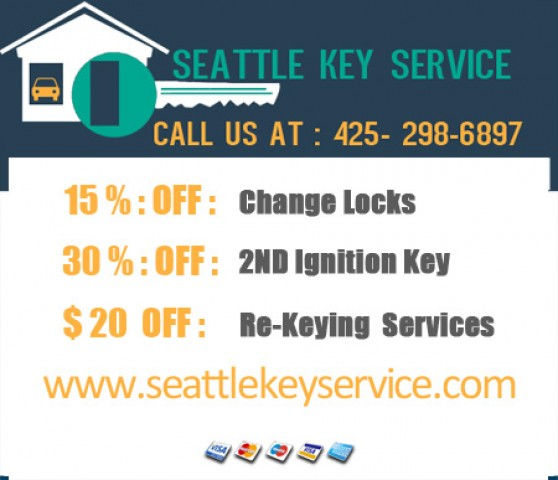 Seattle Key Service