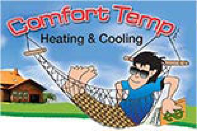 Comfort Temp Heating Cooling