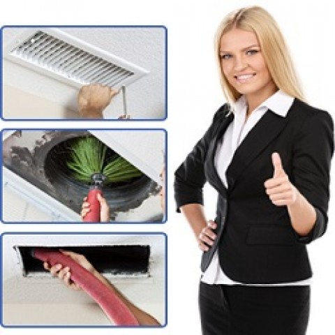 Residential Air Duct Cleaning Houston