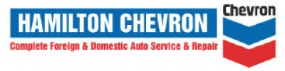 Hamilton Chevron - Oil Change Coupon - 27 95