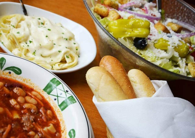 Olive Garden Italian Restaurant 2530 Enterprise Rd Orange City Fl Restaurantes 386 775 1511
