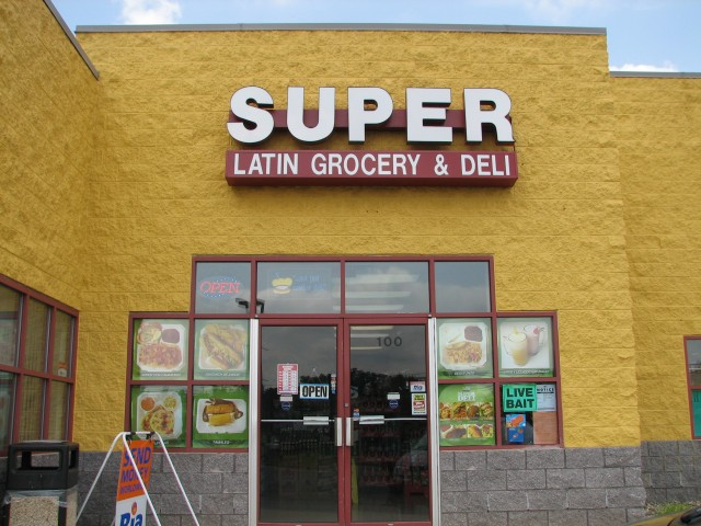 Super Latin Grocery Deli 42600 Old Ox Rd 100 Sterling Va Restaurants Mexican El Salvador American Groceries Ethnic Products Services
