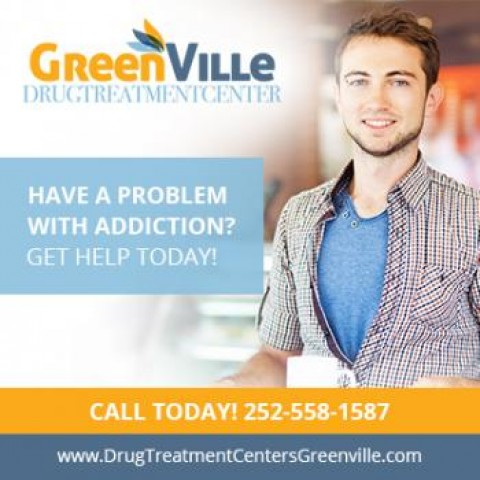 Drug Treatment Centers Greenville