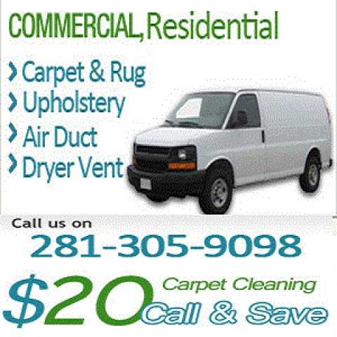 Carpet Cleaning Conroe TX