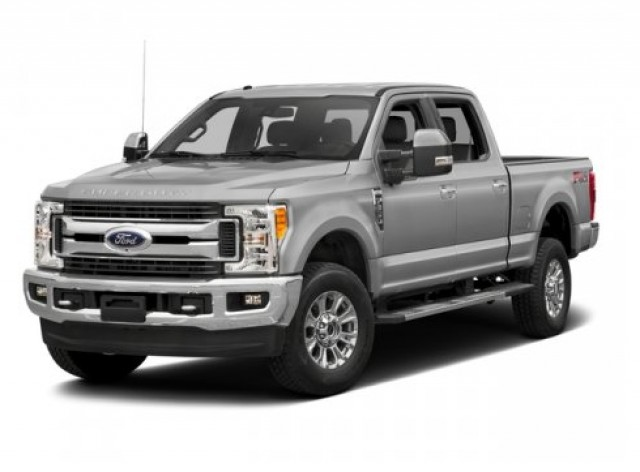 2018 Ford Super Duty F-350 SRW