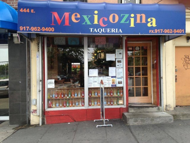 Mexican Restaurant Amsterdam Avenue New York