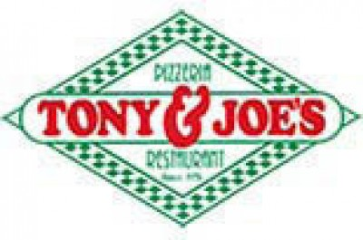 Tony 38 Joe39 s Pizzeria - 22 00 2 Large Plain Pizzas Toppings Extra Pick up or eat in only Plus tax