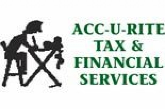 Acc-U-Rite Tax Financial Services