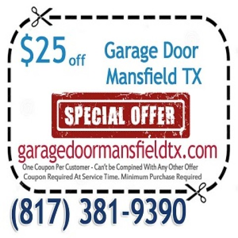 Garage Door Mansfield TX