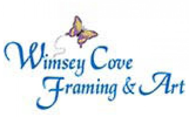 Wimsey Cove Framing Art