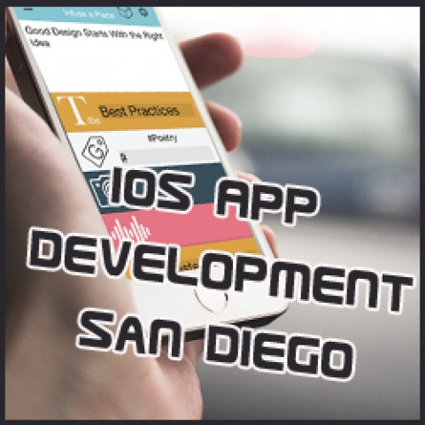 iOS App Development San Diego