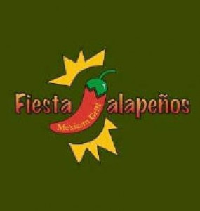 Fiesta Jalapenos Mexican Grill - 3 00 OFF Any Purchase Over 20 00