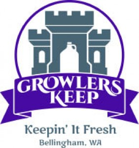 Growlers Keep - Free Growler Jug Fill 2 same-size growlers and get a same-size growler bottle for free