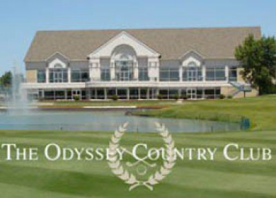 The Odyssey Country Club - 2 Off Large Bucket Mats